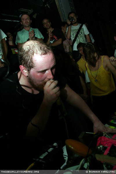 Dan Deacon @ Oxford Art Factory