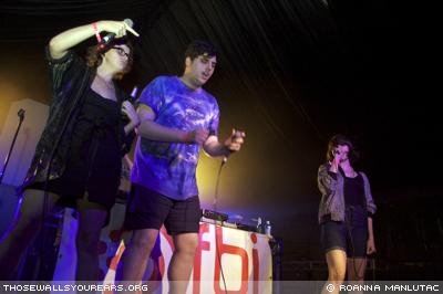 Gameboy/Gamegirl @ Beck's Festival Bar