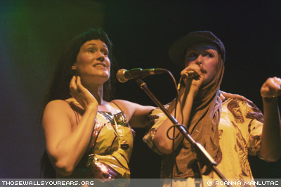 CocoRosie @ the Factory