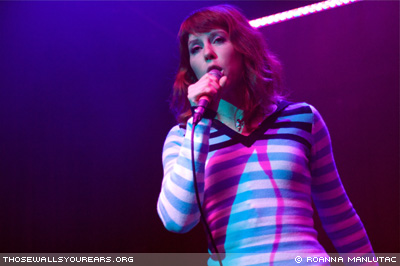 Glass Candy @ Oxford Art Factory