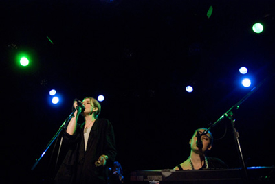 Lykke Li and El Perro Del Mar at The Bowery Ballroom