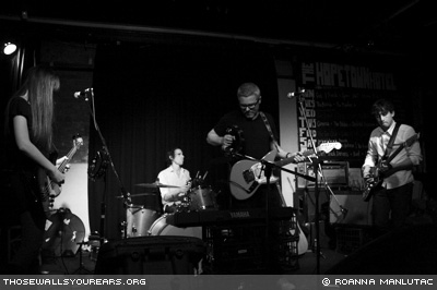 Songs @ the Hopetoun