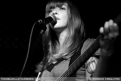 Vivian Girls @ the Casbah