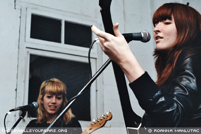 Vivian Girls @ Hellen Rose